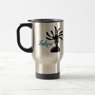 Inked Travel Mug