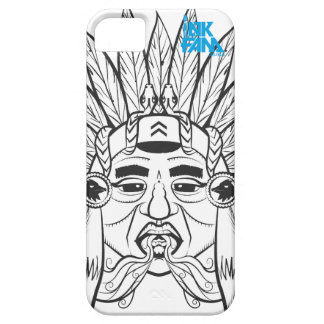Inkfam Creative Native Smoker iPhone 5 Case