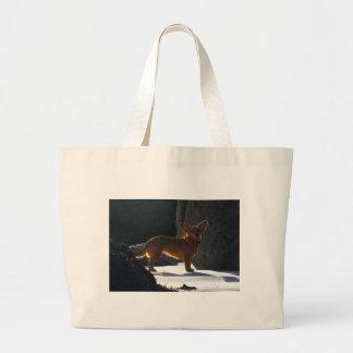 Inki la chihuahua bolsa de mano