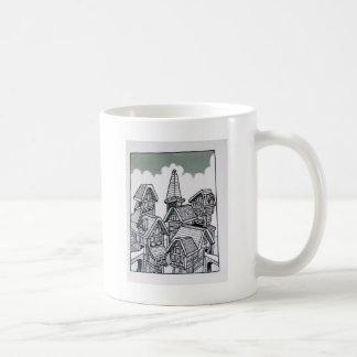 Inking  1B by piliero Coffee Mug