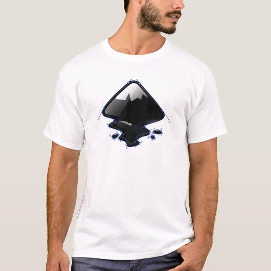 Inkscape Path T-Shirt