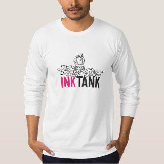 inktank, robot octopus T-Shirt