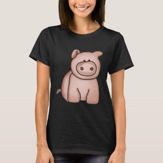Inktastic Pig Women_s Farm Bacon Piggy Clothing Ap T-Shirt