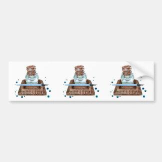 Inkwell Bumper Sticker