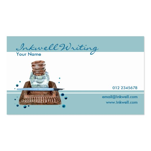 Inkwell Business Card