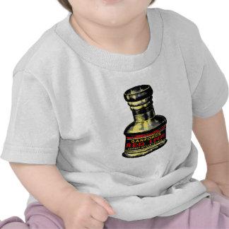 Inkwell pasado de moda camiseta