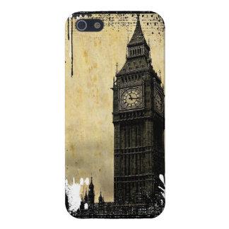 Inky Big Ben Case For iPhone 5/5S