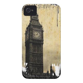 Inky Big Ben iPhone 4/4S  Case Case-Mate iPhone 4 Case