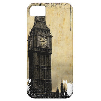 Inky Big Ben iPhone 5  Case iPhone 5 Covers