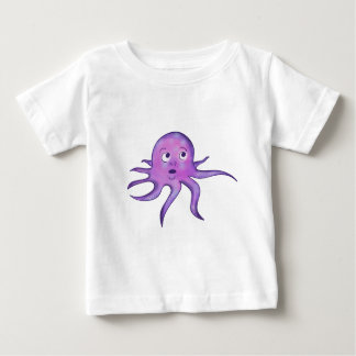 inky octopus baby T-Shirt