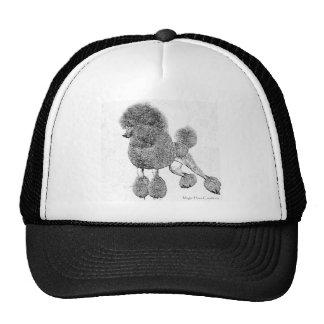 Inky Poodle Trucker Hat
