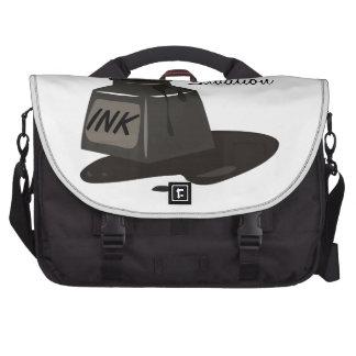 Inky Situation Computer Bag