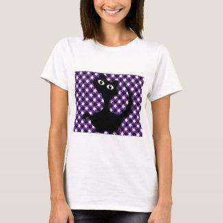 Inky The Slinky Black Kitty T-Shirt