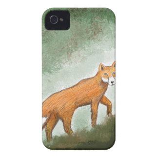 InkyFox iPhone 4 Case