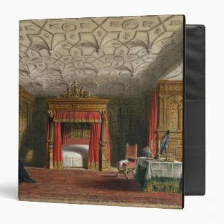Inlaid Chamber, Sizergh, Westmoreland, 1849 (w/c o Binders