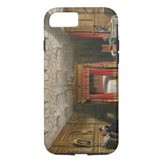 Inlaid Chamber, Sizergh, Westmoreland, 1849 (w/c o iPhone 8/7 Case