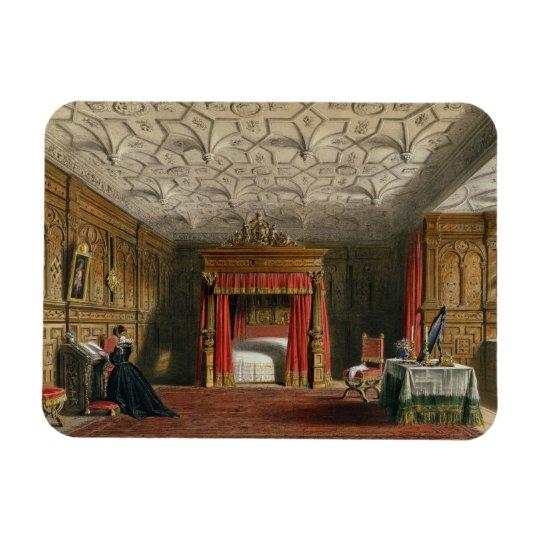 Inlaid Chamber, Sizergh, Westmoreland, 1849 (w/c o Magnet