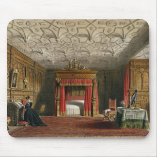 Inlaid Chamber, Sizergh, Westmoreland, 1849 (w/c o Mouse Pad