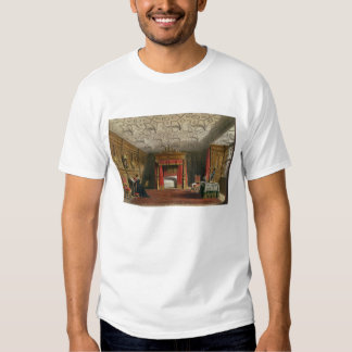 Inlaid Chamber, Sizergh, Westmoreland, 1849 (w/c o T Shirt