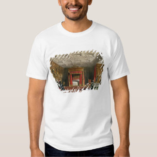 Inlaid Chamber, Sizergh, Westmoreland, 1849 (w/c o Tee Shirt