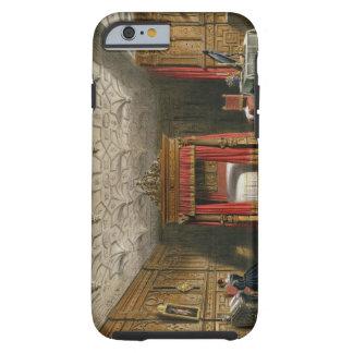 Inlaid Chamber, Sizergh, Westmoreland, 1849 (w/c o Tough iPhone 6 Case