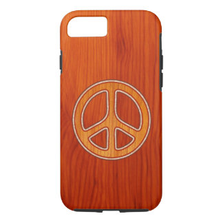 Inlaid Peace iPhone 7 Case