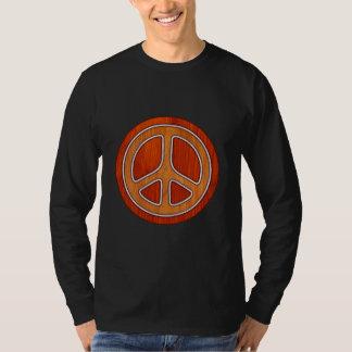 Inlaid Peace T Shirt