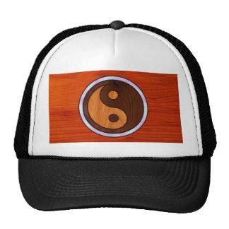 Inlaid Yin Yang Trucker Hat