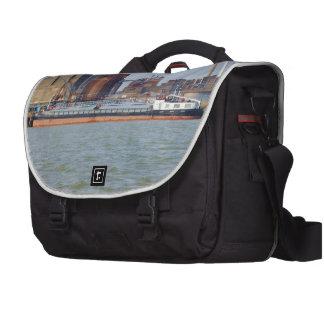 Inland Cargo Vessel Purgo Laptop Commuter Bag