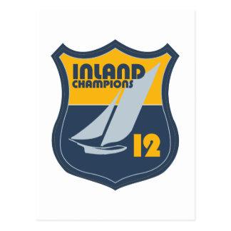 Inland Champions Postcard