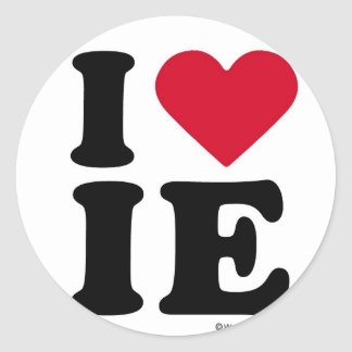 INLAND EMPIRE -I LOVE IE - I LOVE INLAND EMPIRE STICKERS
