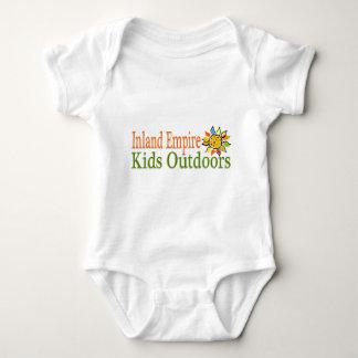 Inland Empire Kids Outdoors Baby Bodysuit