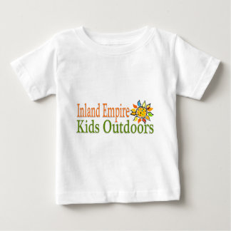 Inland Empire Kids Outdoors Baby T-Shirt
