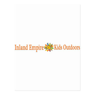 Inland Empire Kids Outdoors Post Card