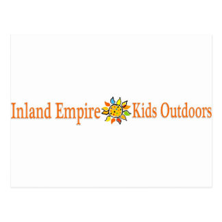 Inland Empire Kids Outdoors Postcards