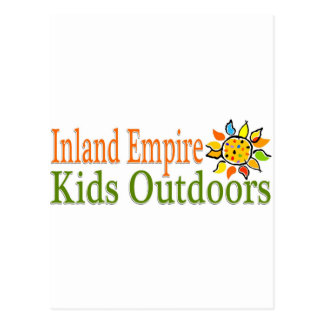 Inland Empire Kids Outdoors Post Cards