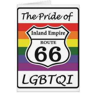 Inland Empire Pride Card