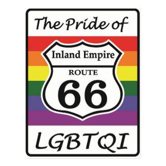 Inland Empire Pride Postcard