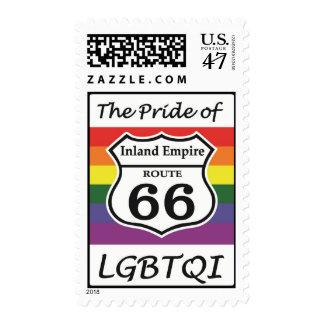 Inland Empire Pride Stamp