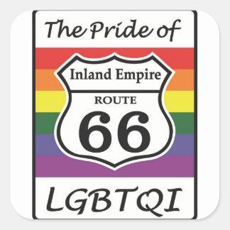 Inland Empire Pride Square Sticker