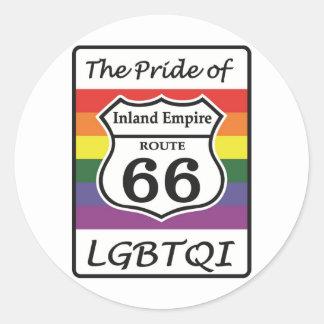 Inland Empire Pride Stickers