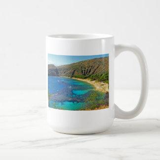 Inland, Hanauma Bay 4, Honolulu, Oahu Coffee Mug