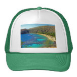 Inland, Hanauma Bay 4, Honolulu, Oahu, Trucker Hats