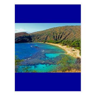Inland, Hanauma Bay 4, Honolulu, Oahu Post Cards