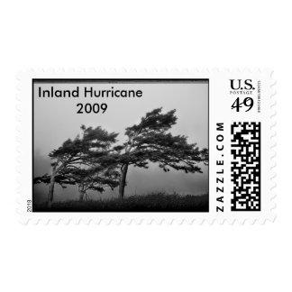 Inland Hurricane 2009 Postage Stamp