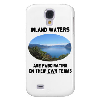 Inland Waters Are Fascinating On Their Own Terms Galaxy S4 Cover