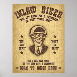 Inlaw Biker II Poster