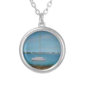 INLET DRIVE VIEW Necklace