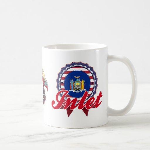 Inlet, NY Mug