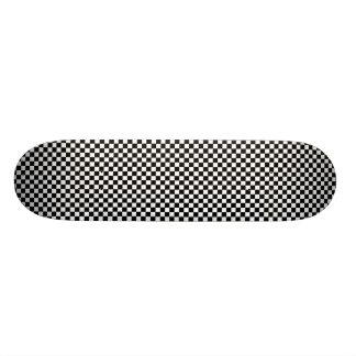 Inline Checkers Skateboard